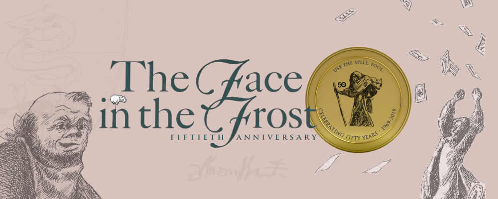 50 Years of The Face in the Frost